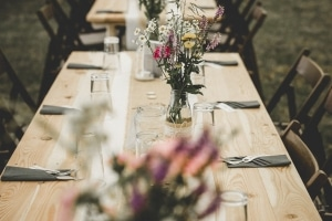 Tische-Tafel